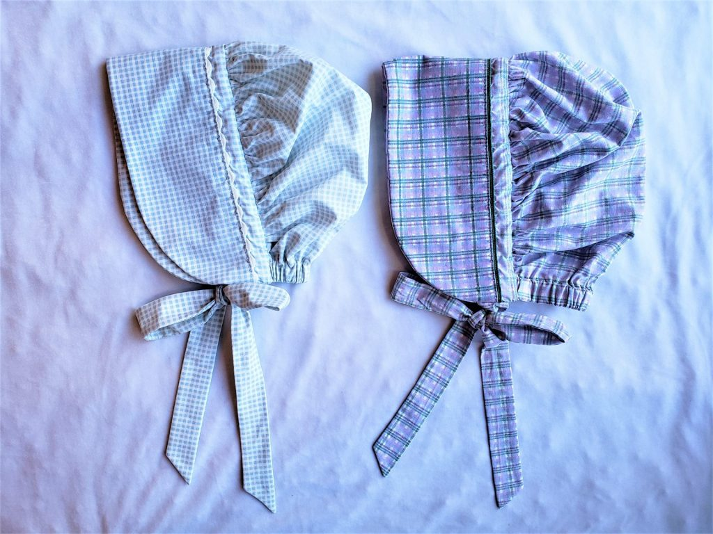 Diy Pioneer Bonnets From Pillowcases Yes You Can Costumes